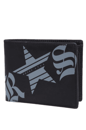RS BY ROCKY STAR Mens Horton Leather Wallet