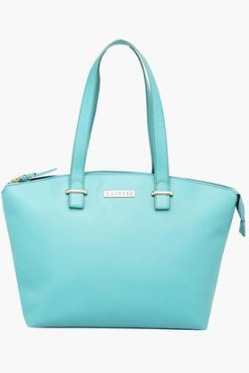 CAPRESEWomens Zeta Zipper Closure Shoulder Bag