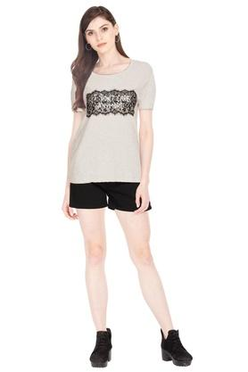 MSTAKEN - GreyT-Shirts - 3