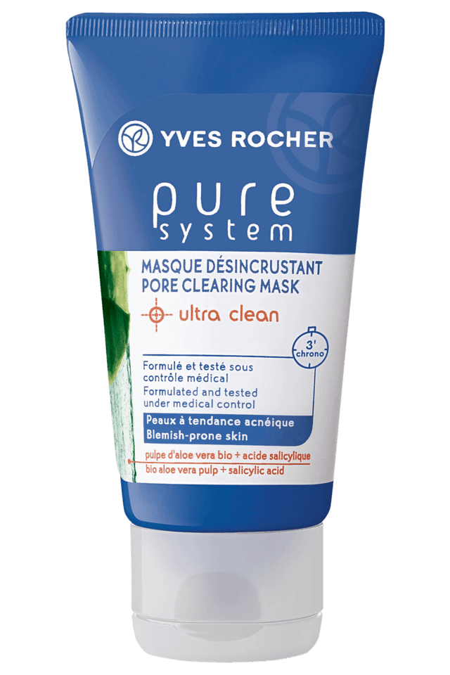 Pure System Pore Clearing Mask Ultra Clean 50ML