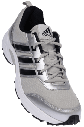 ADIDASMens Lace Up Running Sport Shoe