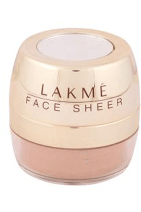LAKMEFace Sheer Blusher, Sun Kissed, 4 G
