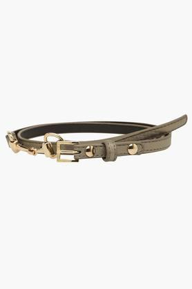 BAGGITWomens Buckle Closure Casual Belt