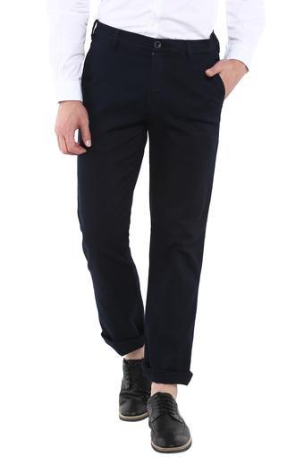 COLOR PLUS -  NavyCargos & Trousers - Main