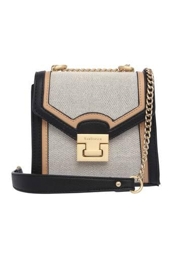 VAN HEUSEN -  BlackBlack & White_Handbags & wallets - Main