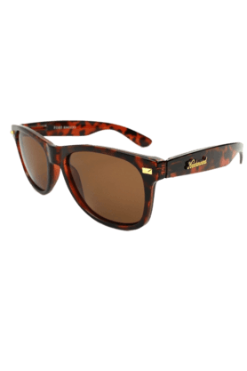 KNOCKAROUND Fort Knocks Unisex Sunglasses Tortoise Shell/Amber-FKGL1009 (Use Code FB20 To Get 20% Off On Purchase Of Rs.1800)