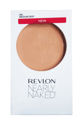 REVLONNearly Naked Makeup Pressed Powder