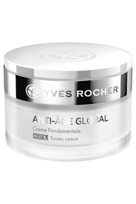YVES ROCHER Anti Age Global Complete Anti Aging Care - Night Cream 50ML