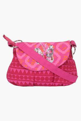 PICK POCKETWomens Zipper Closure Sling Bag - 202392026_9557