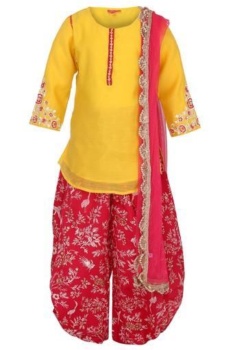 BIBA GIRLS -  MultiIndianwear - Main