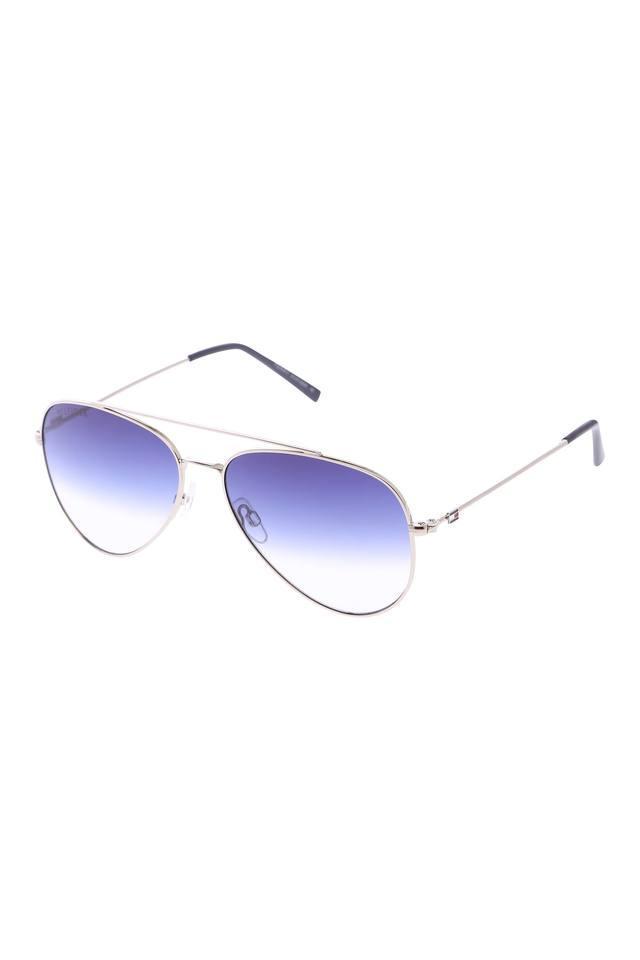 Mens Full Rim Aviator Sunglasses - 8903232155048