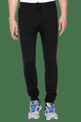 PROLINEMens Comfort Fit Solid Track Pants