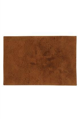 Rectangular Slub Texture Bath Mat