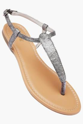 LAVIEWomens Casual Wear Buckle Closure Sandals - 202520438