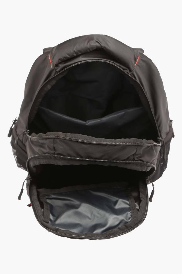 Unisex Zipper Closure Backpack