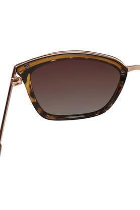 Womens Full Rim Square Sunglasses - LI138C171