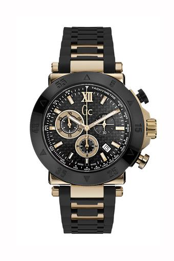Mens Sport Chic Collection Mens Stainless Steel Chronograph Watch - X90021G2S