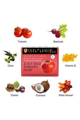 Juicy Red Tomato Soap - 150gm