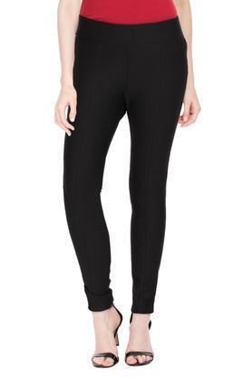 FRATINI - BlackTrousers & Pants - Main