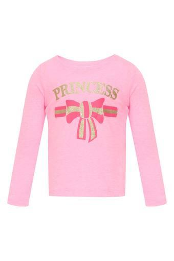 THE CHILDREN'S PLACE -  Pink Topwear - Main