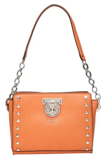 GUESS -  Orange Handbags - Main