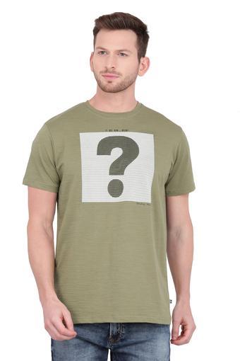 STATUS QUO -  OliveT-shirts - Main
