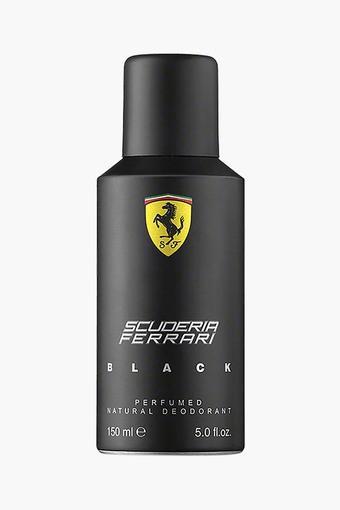 Buy Ferrari Black Deodorant 150ml Shoppers Stop