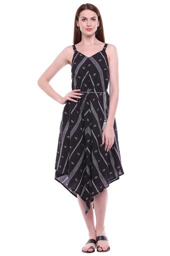 IMARA -  BlackEthnic Dresses - Main