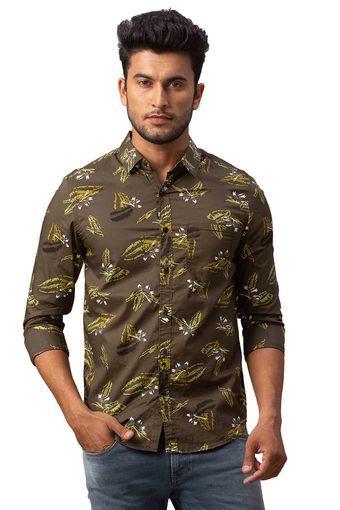 SPYKAR -  GreenCasual Shirts - Main