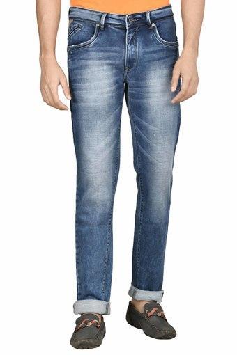 MOUSTACHE -  Light BlueJeans - Main