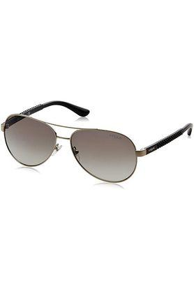 Womens Aviator Polycarbonate Sunglasses - 0Vo3997S323/1158