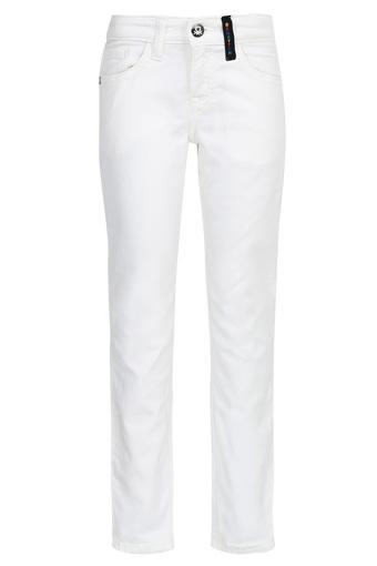 UNITED COLORS OF BENETTON -  WhiteBottomwear - Main