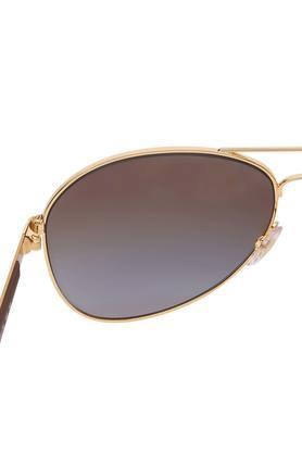 Mens Aviator UV Protected Sunglasses - 3549001T561