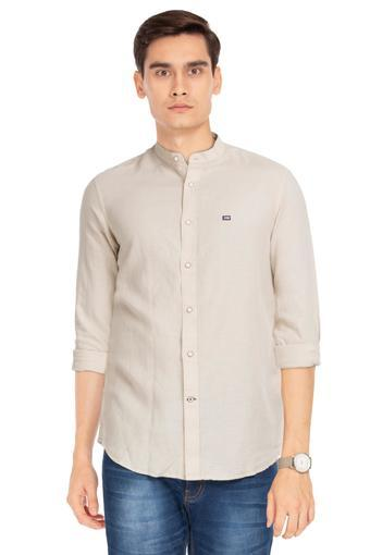 ARROW SPORT -  Beige Shirts - Main