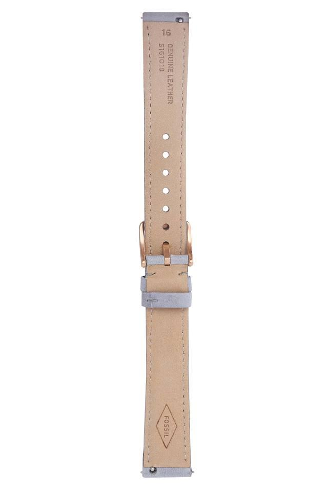 Unisex Dial Leather Watch Strap - S161018