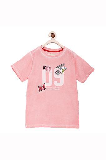 TALES & STORIES -  PinkTopwear - Main