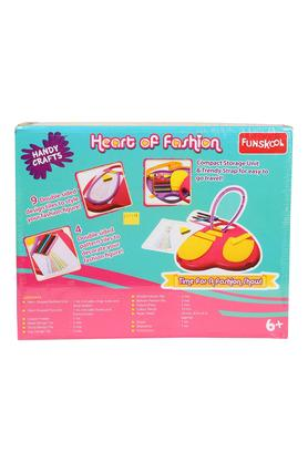 Kids Heart of Fashion Designing Kit