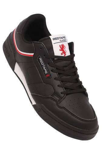 RED TAPE -  Black Red Tape & Athlesiure Flat 60% Off - Main