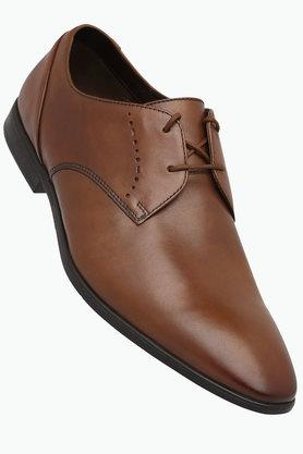 CLARKSMens Leather Lace Up Formal Shoes - 202275333