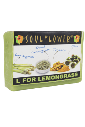 SOULFLOWER L For Lemongrass - Soap