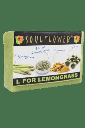 SOULFLOWERL For Lemongrass - Soap