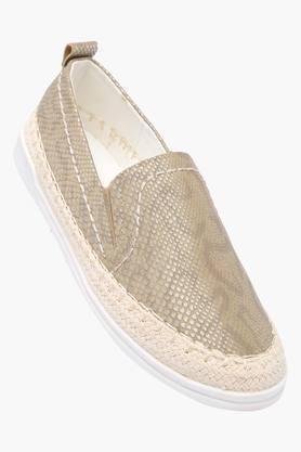 HAUTE CURRYWomens Slipon Casual Loafers