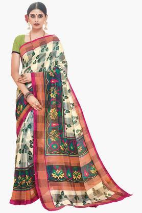 Kanjivaram Silk Designer Saree
