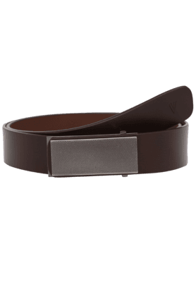 VAN HEUSEN Mens Leather Casual Belt