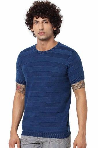JACK AND JONES -  BlueT-Shirts & Polos - Main