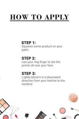 Absolute Blur Perfect - Makeup Primer - 30 ml