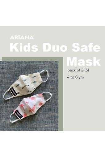 ARIANA -  MultiBE SAFE MASK - Main