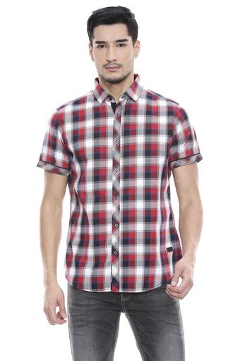 BEING HUMAN -  Red FLAT 40% OFF ON BEING HUMAN - Main