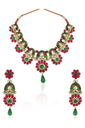 SIA Rasrawa Necklace Set - 16424