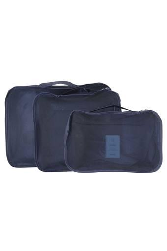 Rectangular Printed Travel Bags Set of 6